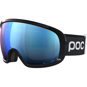 POC Fovea Clarity Comp Masque, uranium black/spektris blue